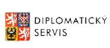 Logo Diplomatický servis